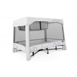 Манеж-кровать 4moms Breeze Classic серый