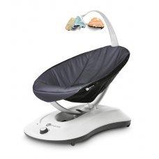 Кресло-качалка 4moms Рокару графитовый меш