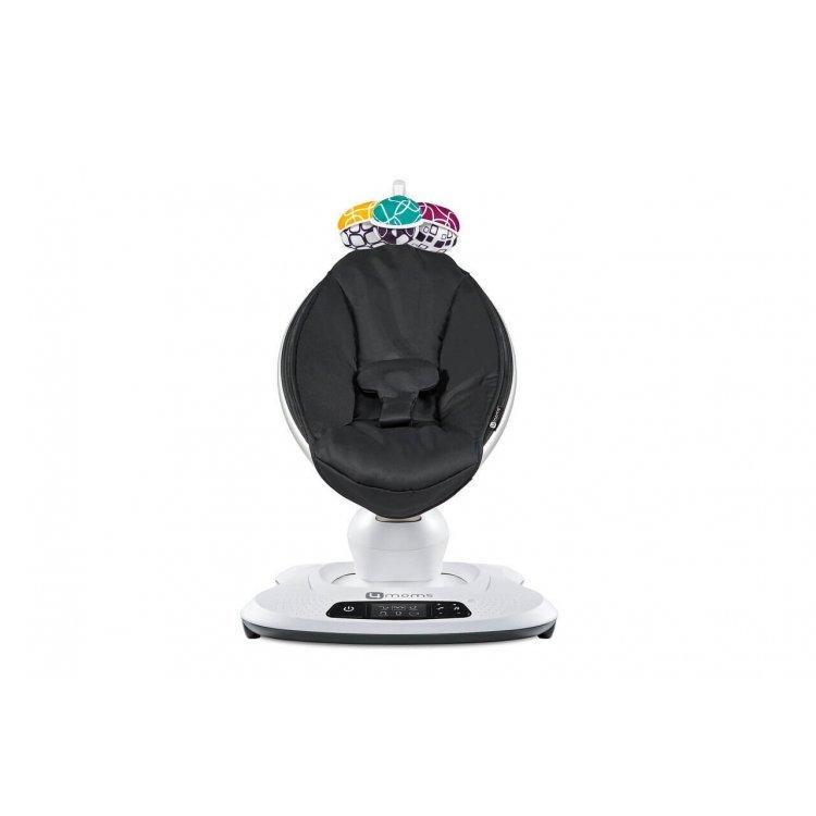 Кресло-качалка 4moms mamaRoo 4.0 (черная)