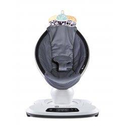 MamaRoo 4.0 графитовый меш кресло-качалка 4moms