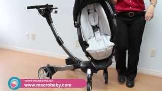 MacroBaby - 4moms Origami Stroller