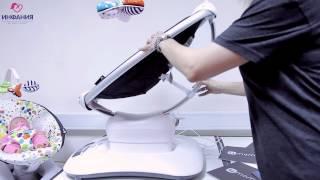 Сравнительный обзор по кресло-качалкам mamaRoo и rockaRoo от 4moms