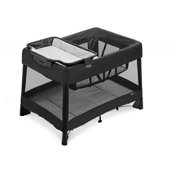Манеж-кровать 4moms Breeze 5 Plus черный